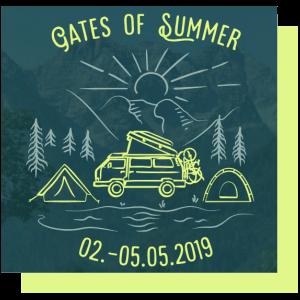 GoS Gates of Summer 2019 Berchtesgaden Deutschland Vanlife Treffen Festival Camping Outdoor Dachzelt