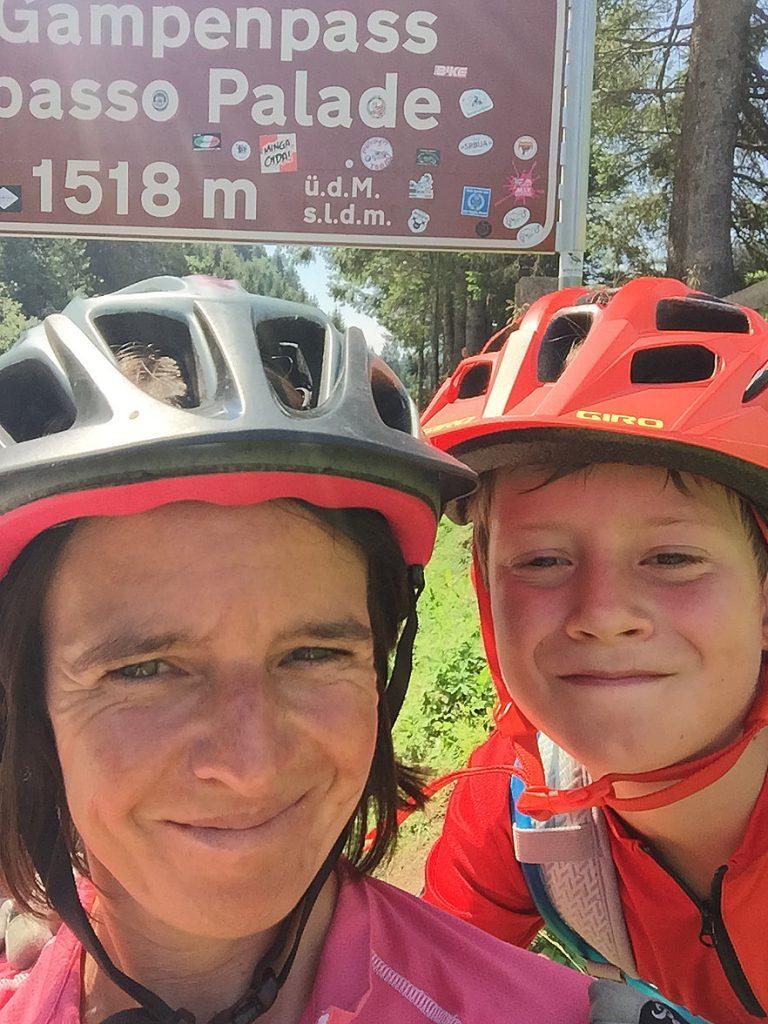Alpencross - die 5. Etappe, ab in´s Trentino