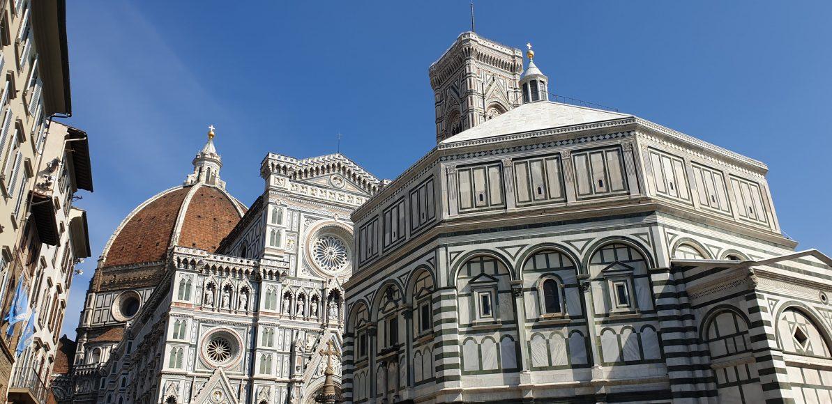 Florenz hat einiges an kulturellen Sachen zu bieten.
